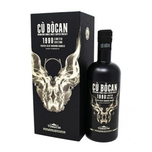Whisky Cu Bocan 1990 Single Malt Scotch Whisky Limited Edition 52,9% 0,7l