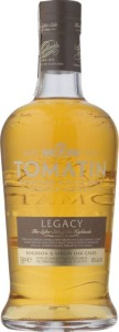 Whisky Tomatin Legacy Single Malt Scotch Whisky 43% 0,7l