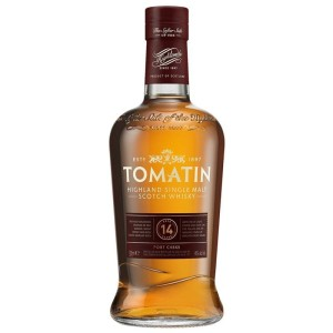 Whisky Tomatin 14YO Port Cask Single Malt Scotch Whisky 46% 0,7l