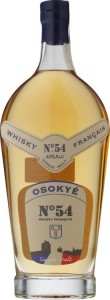 Whisky Osokye Single Malt Jean Godet 43% 0,7l