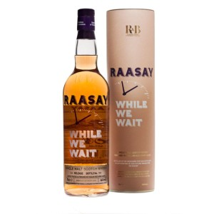 Whisky Raasay While We Wait 46% 0,7l