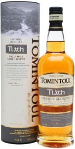 Whisky Tomintoul Tlàth  40% 0,7l