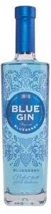 Lubuski Blue Gin Blueberry 37,5% 0,5l