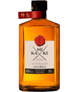 Whisky Kamiki Blended Malt 48% 0,5l