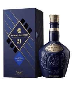 Whisky Chivas Regal Royal Salute 21yo 0,7l