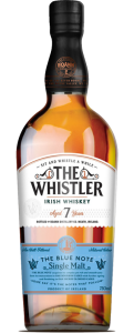 Whisky The Whistler Irish Whiskey 7YO The Blue Note Single Malt 46% 0,7l