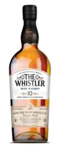 Whisky The Whistler Irish Whiskey 10YO Single Malt 46% 0,7l