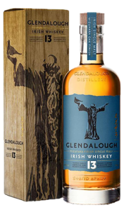 Whiskey Glendalough 13yo Mizunara 46% 0,7l