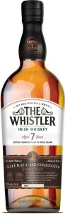 Whisky The Whistler 7YO Natural Cask Strength 59%	0,7l