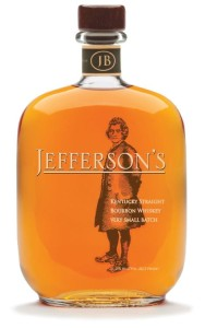 Bourbon Jefferson's Very Small Batch 41,2% 0,7l