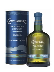 Whiskey Connemara Distillers Ed 0,7l w puszce