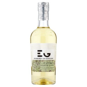 Likier Elderflower Edinburgh Gin 20% 0,5l