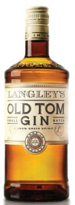 Gin Langley`s Small Batch Old Tom 47% 0,7l
