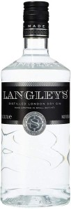 Gin Langley`s No. 8 Distilled London Gin 41,7% 0,7l