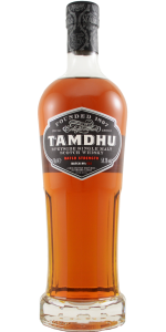 Whisky Tamdhu Batch Strength No.3 Sherry Casks Matured Single Malt 58,3% 0,7l