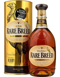 Bourbon Wild Turkey Rare Breed 112,8 Proof 0,7l