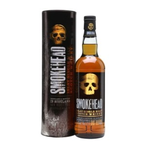 Whisky Smokehead 43% 0,7l