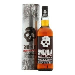 "Whisky Smokehead ""High Voltage"" 58% 0,7l"