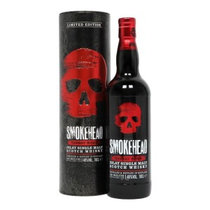 "Whisky Smokehead ""Sherry Bomb"" 48% 0,7l"