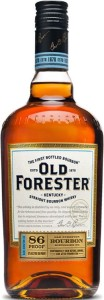 Bourbon Old Forester 43% 1l