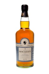 Whisky Macleod's Islay Single Malt 40% 0,7l