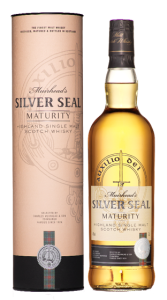 Whisky Silver Seal Maturity 40% 0,7l w tubie