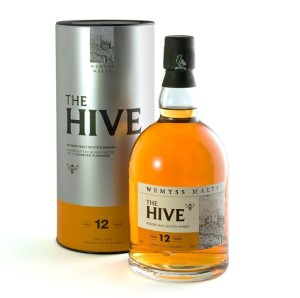 Whisky The Hive 12YO 40% 0,7l w tubie