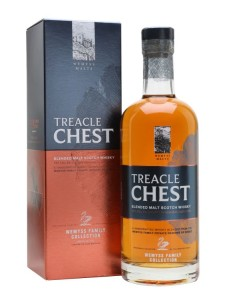 Whisky Treacle Chest First-Fill Sherry Cask Highland Blended Malt 46% 0,7l w   kartoniku