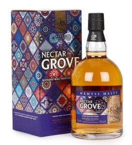Whisky Nectar Grove Madeira Finish Highland Blended Malt 46% 0,7l w kartoniku
