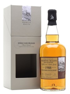 "Whisky ""Waffles and Maple Syrup"" 1988/30YO Invergordon Grain 59,9% 0,7l w kartoniku"