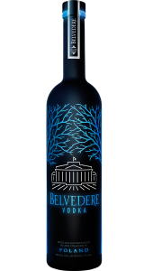 Wódka Belvedere Midnight Sabre 40% 1,75l