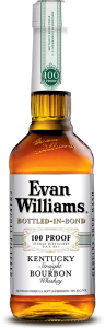 Bourbon Evan Williams White Bottled-in-Bond 50% 0,7l