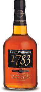 Bourbon Evan Williams 1783 Small Batch 43% 0,7l