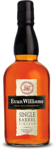 Bourbon Evan Williams Single Barrel 2010 8YO 43,30%