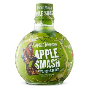Rum Captain Morgan Apple Smash 30% 0,75l