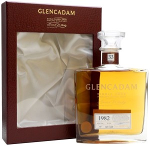 Whisky Glencadam 33yo No. 737, 1982 - 01.2016 53% 0,7l