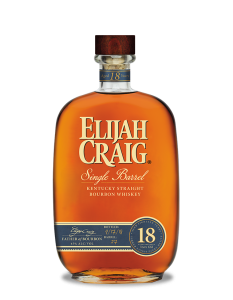 Bourbon Elijah Craig 18YO Single Barrel 45% 0,7l