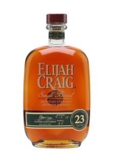 Bourbon Elijah Craig 23YO Single Barrel 45% 0,7l