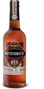 Whiskey Rittenhouse Straight Rye Botlled-in-Bond 50% 0,7l