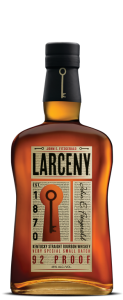 Bourbon Larceny John E. Fitzgerald VS Small Batch 46% 0,7l