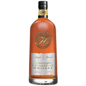 Bourbon Parker's Heritage 11th Edition 11YO Single Barrel 61% 0,7l