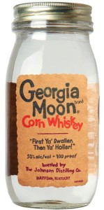 Whiskey Georgia Moon American Corn (Moonshine) 50% 0,7l