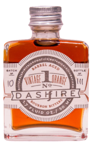 Likier Dashfire Vintage Orange Bourbon Barrel Aged no.1 Bitter Aromatico 41% 0,05l