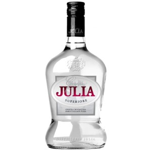 Grappa Julia Superiore 38% 0,7l