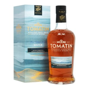 Whisky Tomatin Virtues Water 46% 0,7l