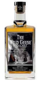 Whiskey The Wild Geese Single Malt Irish Whiskey 43% 0,7l