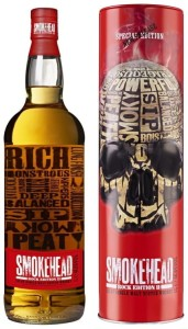 Whisky Smokehead Rock Edition II 46,6% 1l