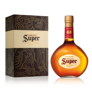 Whisky Nikka Super Rare Old 43% 0,7l kartonik