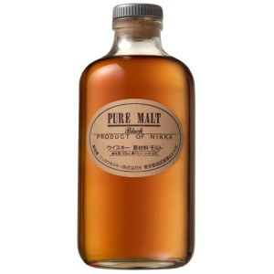 Whisky Nikka Pure Malt Black 43% 0,5l