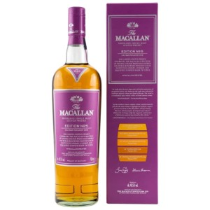 Whisky Macallan Edition No.5 48,5% 0,7l